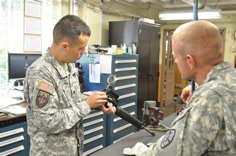 Army Gunsmith Mos And Grizzly Gunsmith