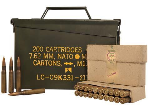 Army Surplus Ammo Bulk