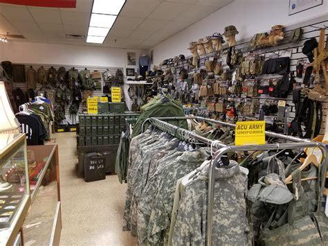 Army-Surplus Army Surplus Warehouse.