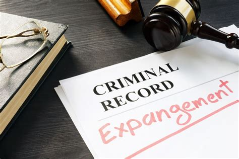 arrest record expunged
