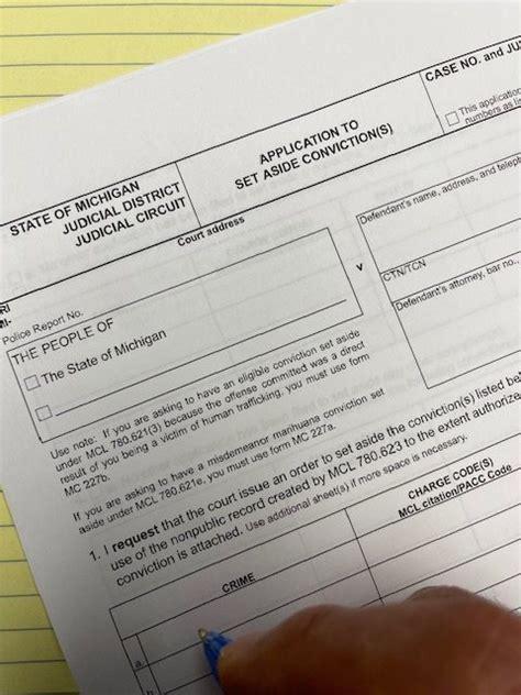 arrest records michigan