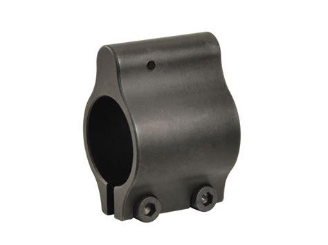 Arstoner Gas Block Low Profile Outside Diameter