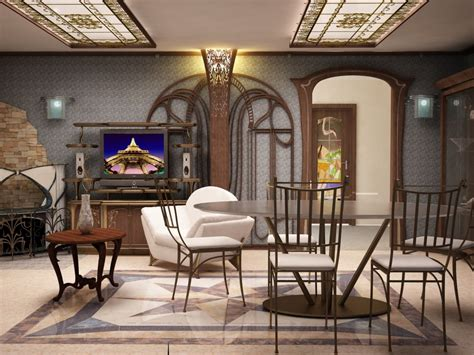 Art Nouveau Interior Make Your Own Beautiful  HD Wallpapers, Images Over 1000+ [ralydesign.ml]