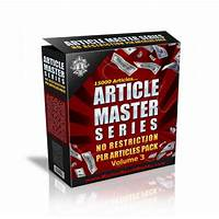 Article master series v3 secrets