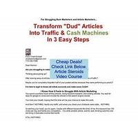 Article steroids video course discounts