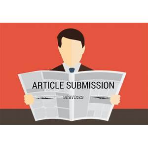Article submitter discount code