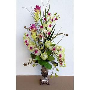 Artistic flower arrangement ideas free floral arranging lesson review