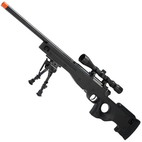 Asg Aw 308 Bolt Action Airsoft Sniper Rifle Review