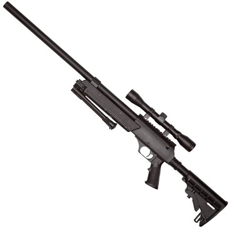 Asg Urban Sniper Spring Airsoft Rifle Review