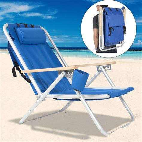 Ashlyn Portable Folding Beach Chair