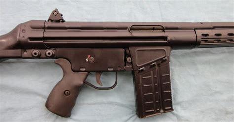 Assault Rifle 308 Caliber