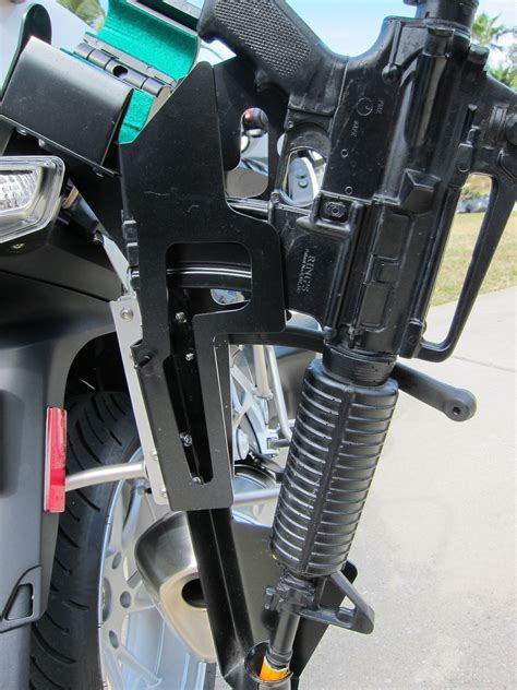 Assault Rifle Accessory Stand