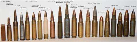 Assault Rifle Ammunition Types