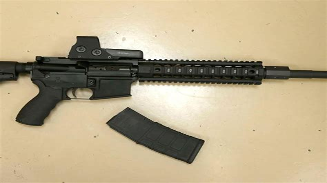 Assault Rifle Ban California
