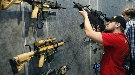 Assault Rifle Ban Expired