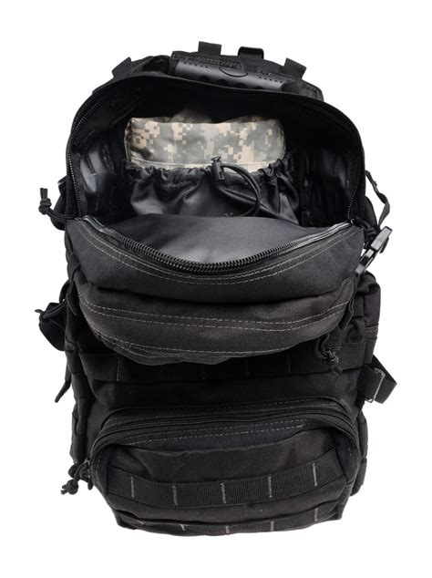 Assault Rifle Clear Backpack Nra