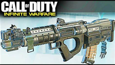 Assault Rifle Cod Iw