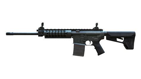 Assault Rifle Crossfire