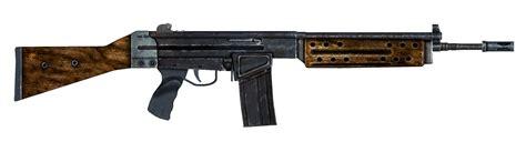 Assault Rifle Fallout