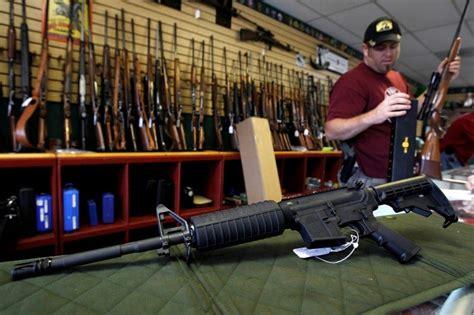 Assault Rifle For Florida Shooting