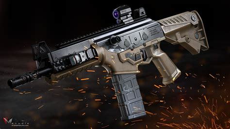 Assault Rifle Games For Free
