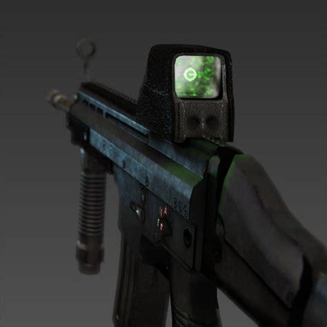 Assault Rifle Holographic Sight