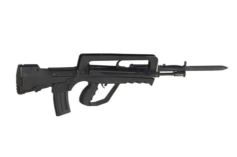 Assault Rifle In French Language