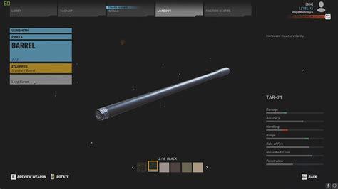 Assault Rifle Long Barrel Wildlands