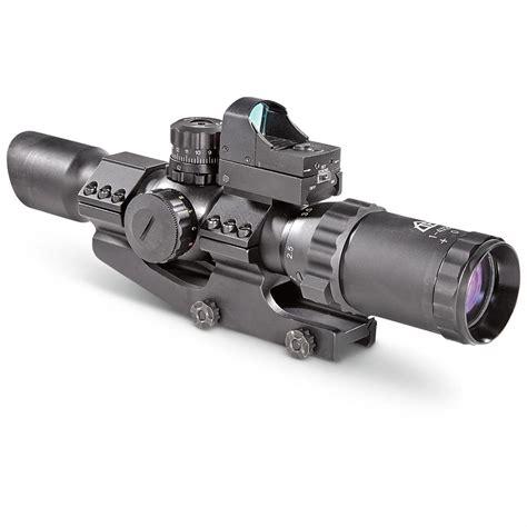 Assault Rifle Optic Sights