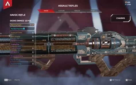 Assault Rifle Quantum Break
