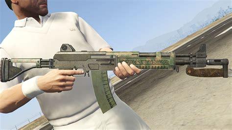 Assault Rifle Rn
