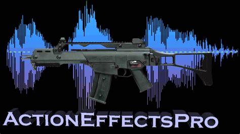 Assault Rifle Sound Effect Wav