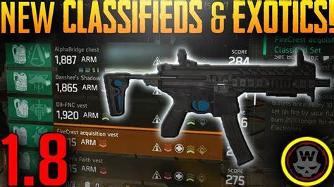 Assault Rifle Weapon Mods Division 1 8