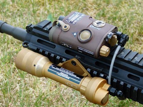 Assault Rifle With Light