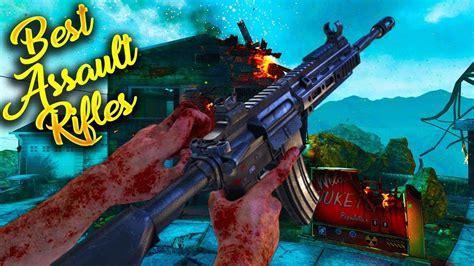 Assault Rifle Zombie Games