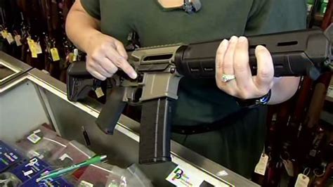 Assault Rifles Legal In Flordia