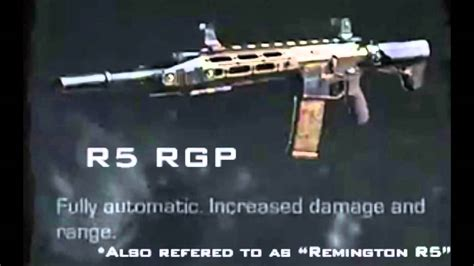Assault Rifles Ranked Call Of Duty Ghosts
