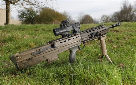 Assault Rifles Used By British Army