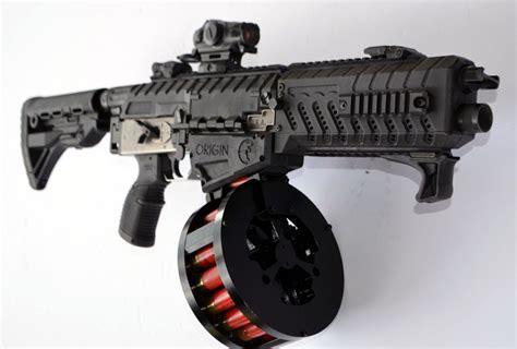 Assault Semi Auto Ar Or Ak Looking Assault Shotgun