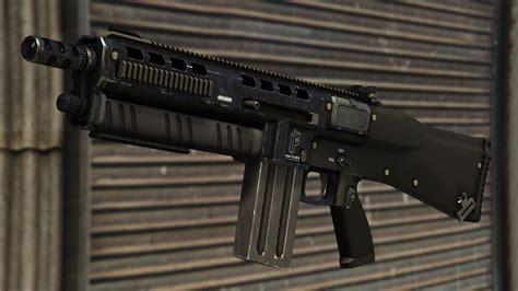 Assault Shotgun Gta 5