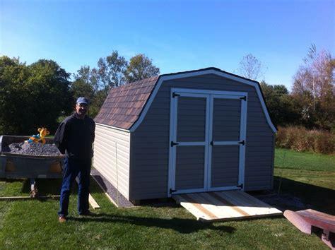 Assembled storage sheds Image