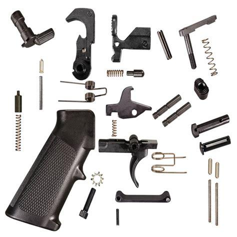 Assembling Ar Lower Parts Kit