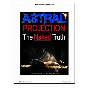 Astral projection the naked truth discounts