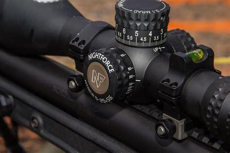 Atacr 5-25x56mm Sfp Enhanced Riflescopes Nightforce