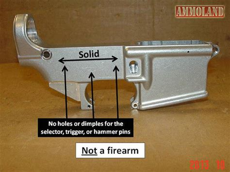 Atf Answers Questions On Lower Receiver