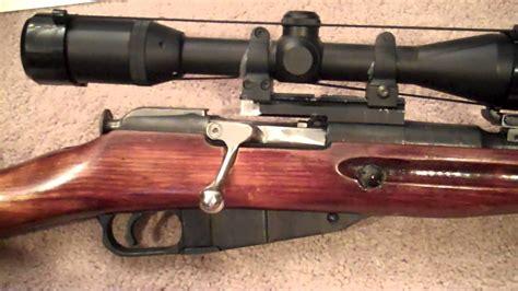 Ati Mosin Nagant Rifle Scope Mount