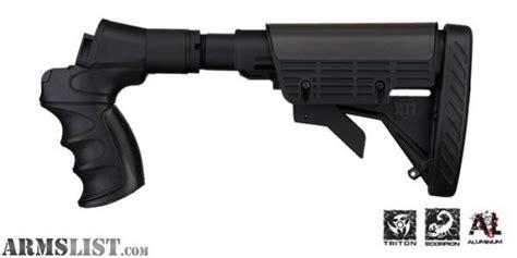 Ati Mossberg Talon Tactical 6 Position Shotgun Stock