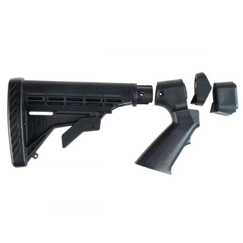 Ati Shotgun Pistol Grip Stock Review