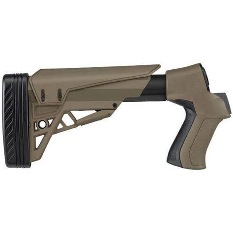 Ati T3 Tactlite 12 Gauge Universal Shotgun Stock Polymer Fde And Collapsible Stocks For Shotguns