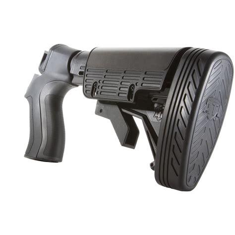 Ati Talon Pistol Grip Stock With A Scorpion Recoil System